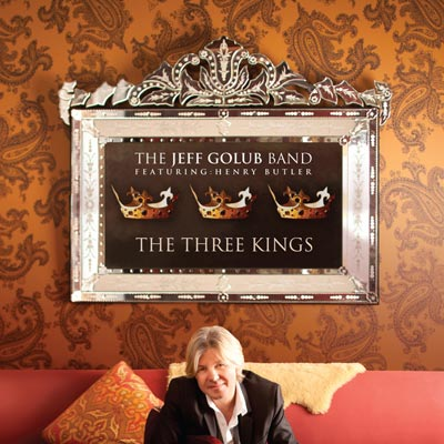 The Jeff Golub Band - Three Kings