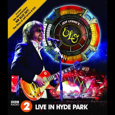 Jeff Lynne's ELO - Live In Hyde Park (DVD)