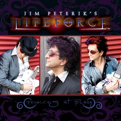 Jim Peterik's Lifeforce - Forces At Play