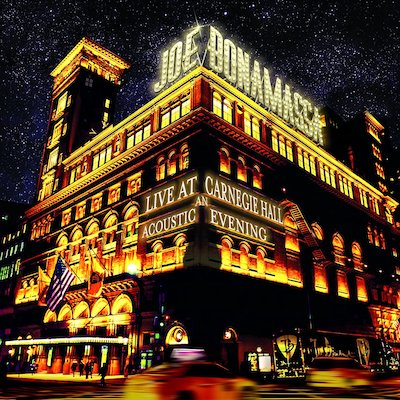 Joe Bonamassa - Live At Carnegie Hall: An Acoustic Evening