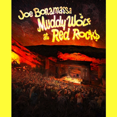 Joe Bonamassa - Muddy Wolf At Red Rocks (DVD)