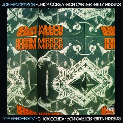 Joe Henderson - Mirror, Mirror (Vinyl Reissue)