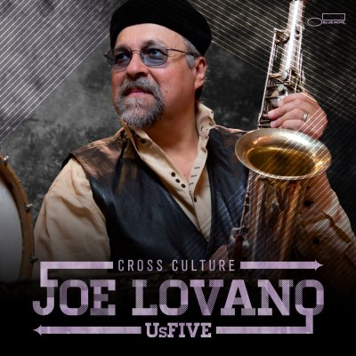Joe Lovano - Cross Culture