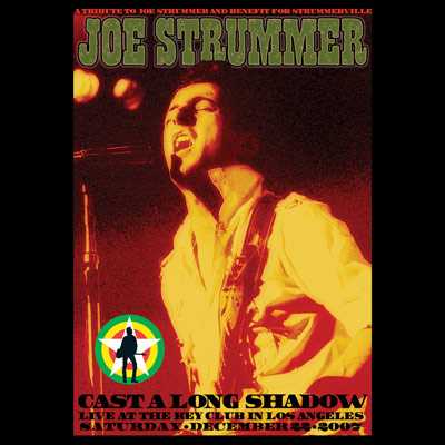 Joe Strummer - Tribute Concert: Cast A Long Shadow (DVD)