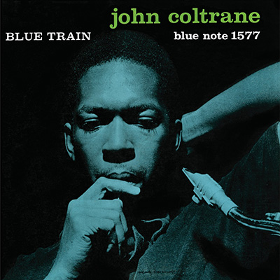 John Coltrane - Blue Train (Vinyl Reissue)