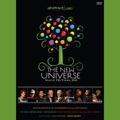 John McLaughlin & Friends - Abstract Logix Live 2010 (DVD)