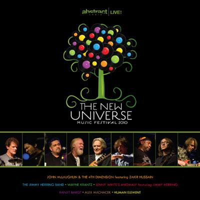 John McLaughlin & Friends - Abstract Logix Live 2010