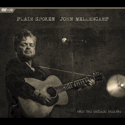 John Mellencamp - Plain Spoken, From The Chicago Theatre (CD+DVD)