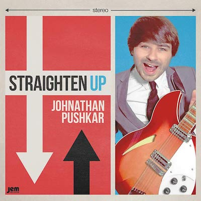 Johnathan Pushkar - Straighten Up
