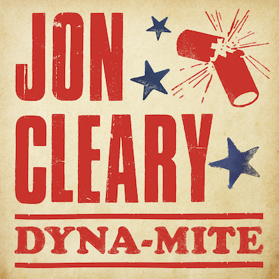 Jon Cleary - Dyna-Mite