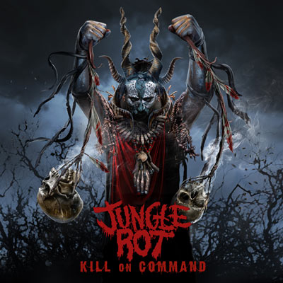 Jungle Rot - Kill On Command