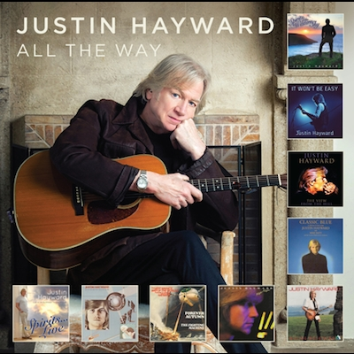 Justin Hayward - All The Way