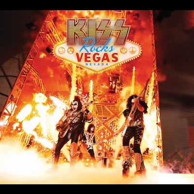 KISS - KISS Rock Vegas (DVD/CD)