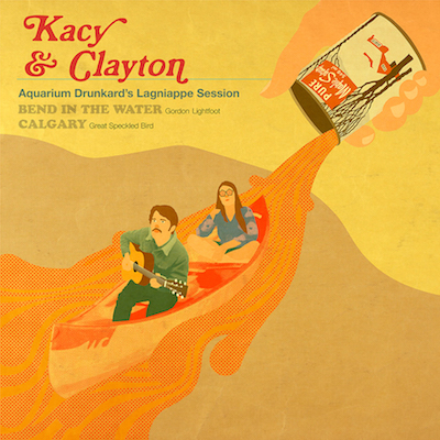 Kacy & Clayton - Aquarium Drunkard's Lagniappe Session (Single)