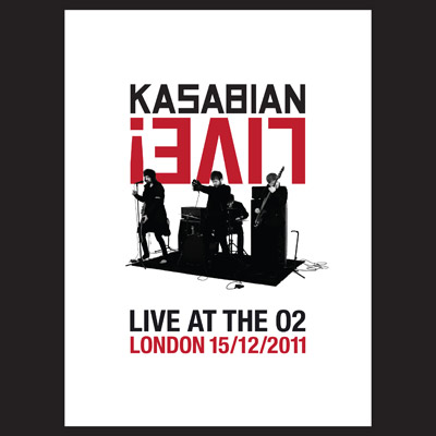 Kasabian - Live! Live At The O2 (CD/DVD/Blu-ray)