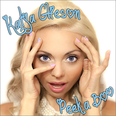 Katja Glieson - Peek A Boo (Digital Single)