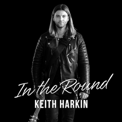 Keith Harkin - In The Round