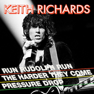 Keith Richards - Run Rudolph Run (12
