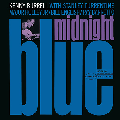 Kenny Burrell - Midnight Blue (Vinyl Reissue)