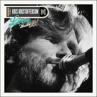 Kris Kristofferson - Live From Austin, TX (Vinyl)