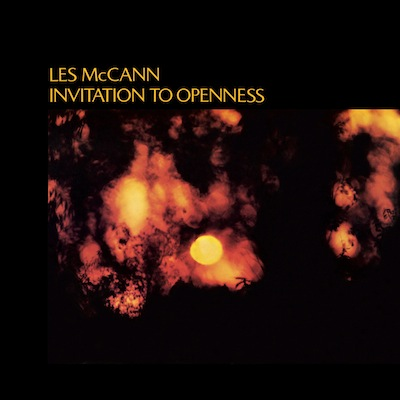 Les McCann - Invitation To Openness (Reissue)