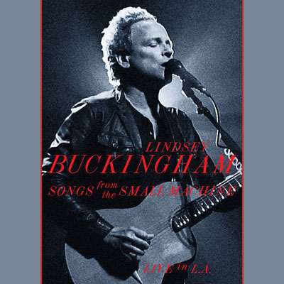 Lindsey Buckingham - Songs From The Small Machine: Live In L.A. (DVD/Blu-ray)