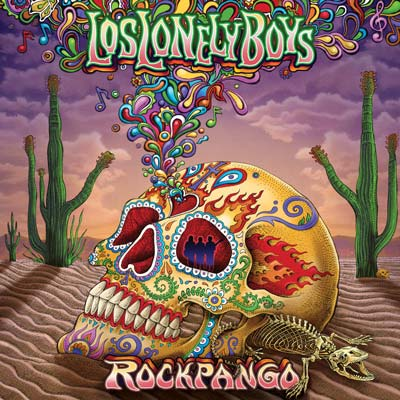 Los Lonely Boys - Rockpango