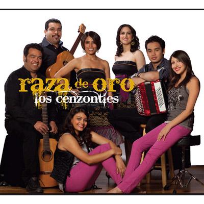 Los Cenzontles - Raza De Oro