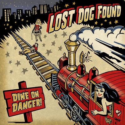 Lost Dog Found - Dine On Danger