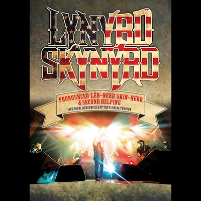 Lynyrd Skynyrd - Pronouced Leh-Nerd Skin-Nerd & Second Helping Live (DVD+CD)