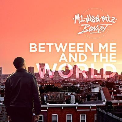 M1 (Dead Prez) & Bonnot - Between Me And The World