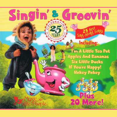 MFLP Band - Singin' & Groovin'