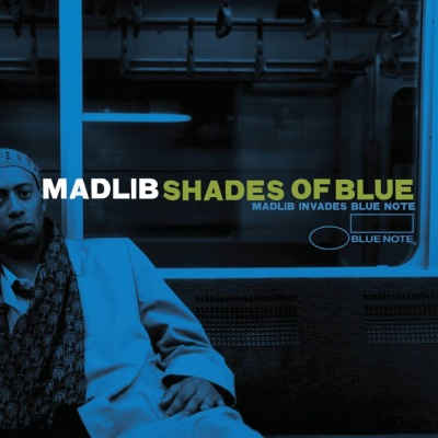 Madlib - Shades Of Blue (Vinyl Reissue)