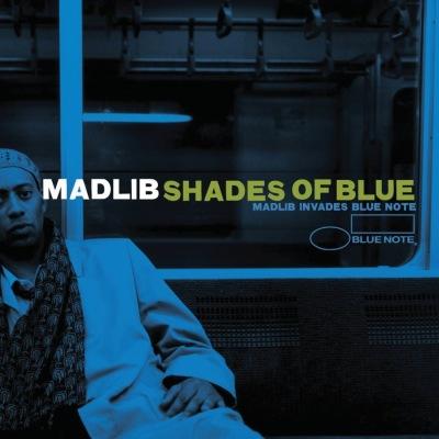 Madlib - Shades Of Blue (Vinyl Reissue)