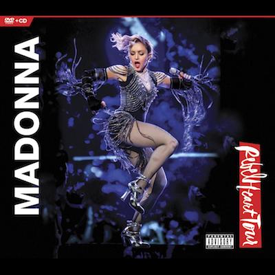 Madonna - Rebel Heart Tour (DVD/CD)