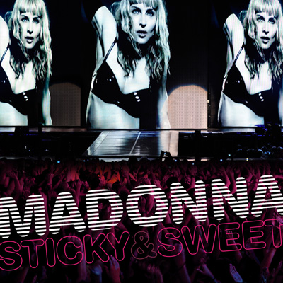 Madonna - The Sticky and Sweet Tour (CD/DVD)