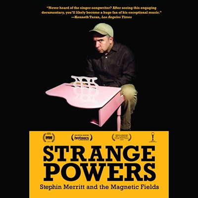 The Magnetic Fields - Strange Powers: Stephin Merritt And The Magnetic Fields (DVD)