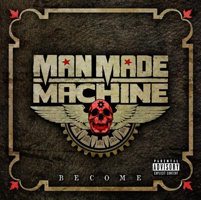 Man Made Machine - Become