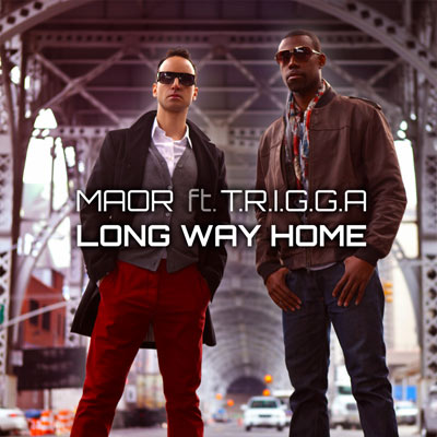 MAOR - Long Way Home (Digital Single)