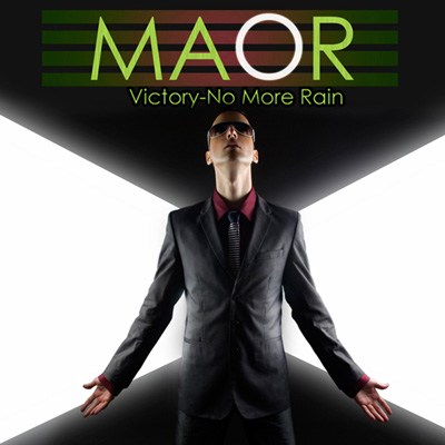 MAOR - Victory - No More Rain (Feat. T.R.I.G.G.A) - Digital Single