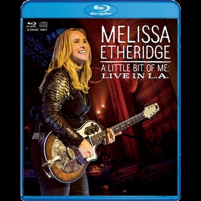 Melissa Etheridge - A Little Bit Of Me (Blu-ray)