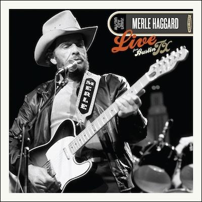Merle Haggard - Live From Austin TX (Vinyl)