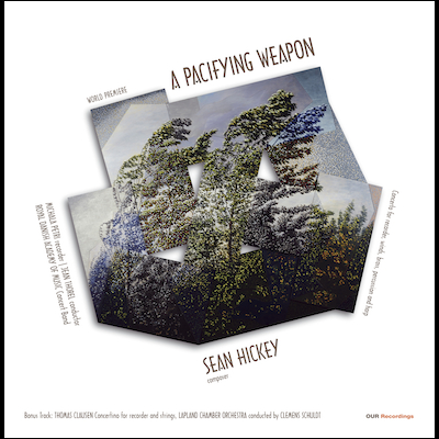 Michala Petri & Jean Thorel - Sean Hickey: A Pacifying Weapon (Vinyl)
