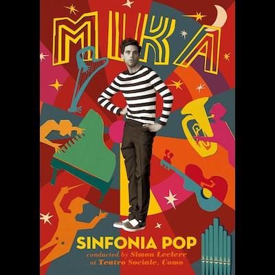 Mika - Sinfonia Pop (DVD)
