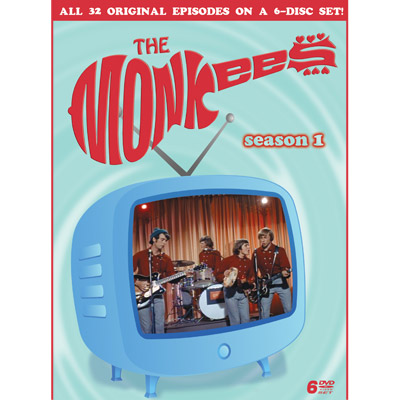The Monkees - Season 1 (DVD)