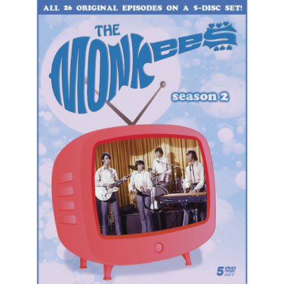 The Monkees - Season 2 (DVD)