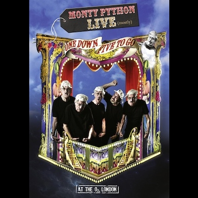 Monty Python - Live (mostly): One Down Five To Go