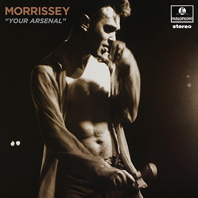 Morrissey - Your Arsenal (CD+DVD)