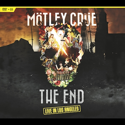 Motley Crue - The End - Live In Los Angeles (DVD+CD)