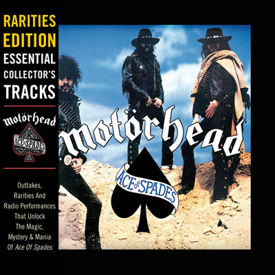 Motorhead - Ace Of Spades (Rarities Edition)